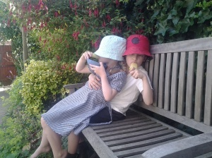 The first sun hats