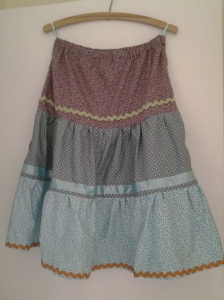 Adult sized twirly skirt