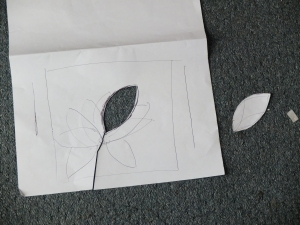 technical drawing and pattern cutting