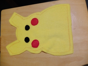 applique added