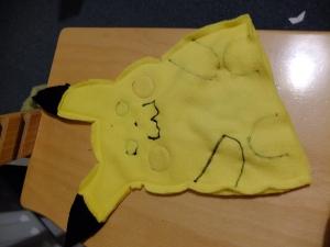 glove puppet stage