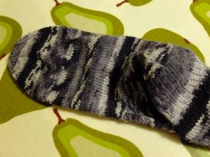 Sock sans foot