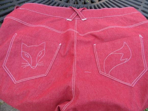 foxy jeans